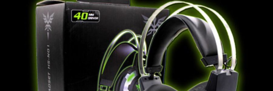 Headset Gaming NYK HS-NO1