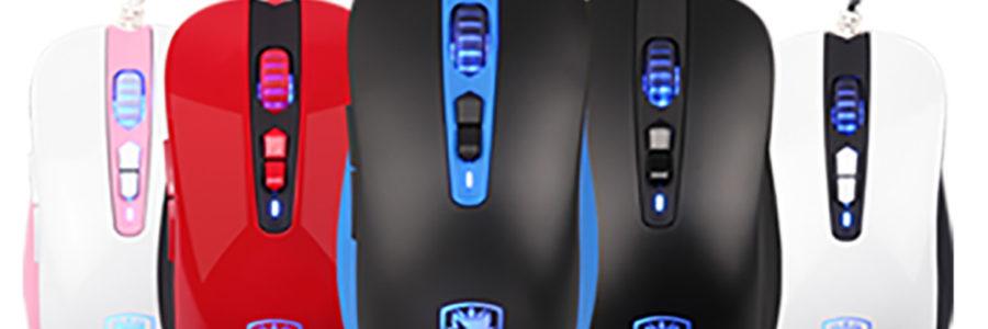 Mouse Gaming Sades Musket S15