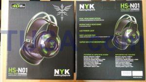 Headset Gaming NYK HS-NO1 Kunkka