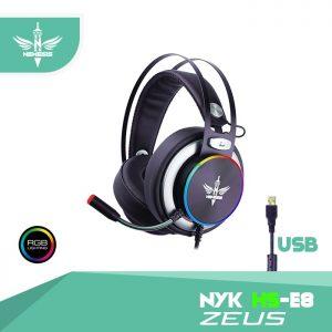 Headset Gaming  NYK HS-E8 Zeus Nemesis