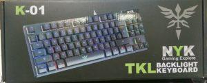 Keyboard Gaming NYK TKL K-01 Legion