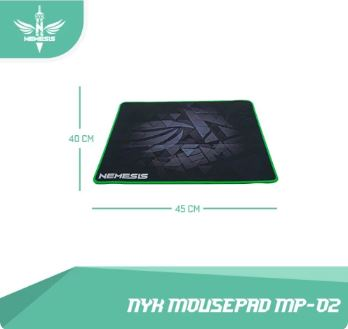 Mousepad Gaming NYK MP-NO2 (45X40CM)