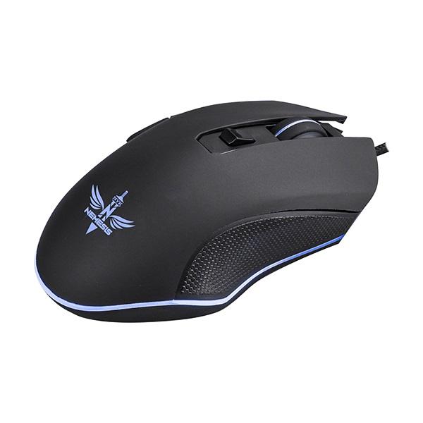 Paket Keyboard Mouse Mousepad Gaming NYK Drake KC-300
