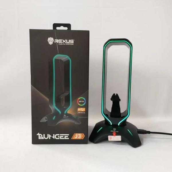 Headset Stand Rexus Bungee J3