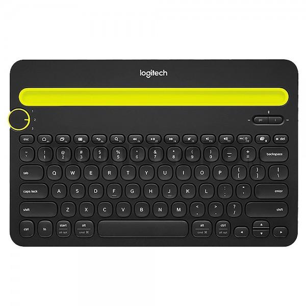 Keyboard Bluetooth Logitech K480