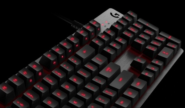 Keyboard Gaming Logitech G413 Mechanical