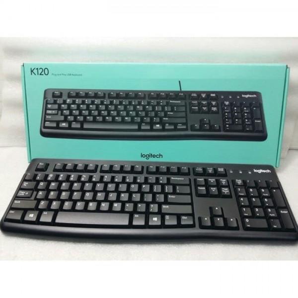 Keyboard Logitech K120 USB