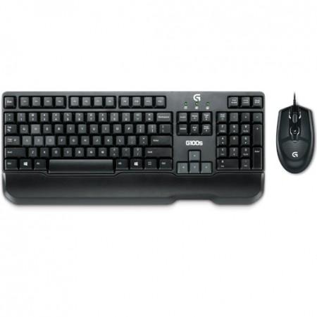 Keyboard Mouse Gaming Logitech G100S