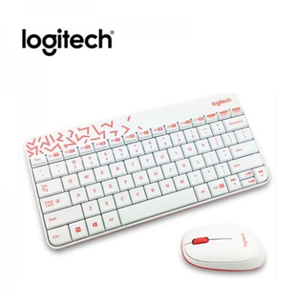 Keyboard Mouse Gaming Logitech MK240 Wireless