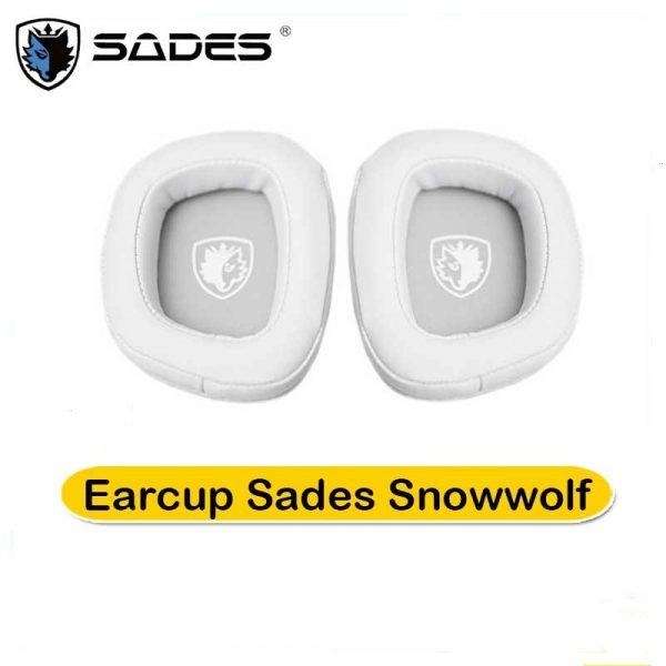 Earcup Sades Snowwolf SA722SW