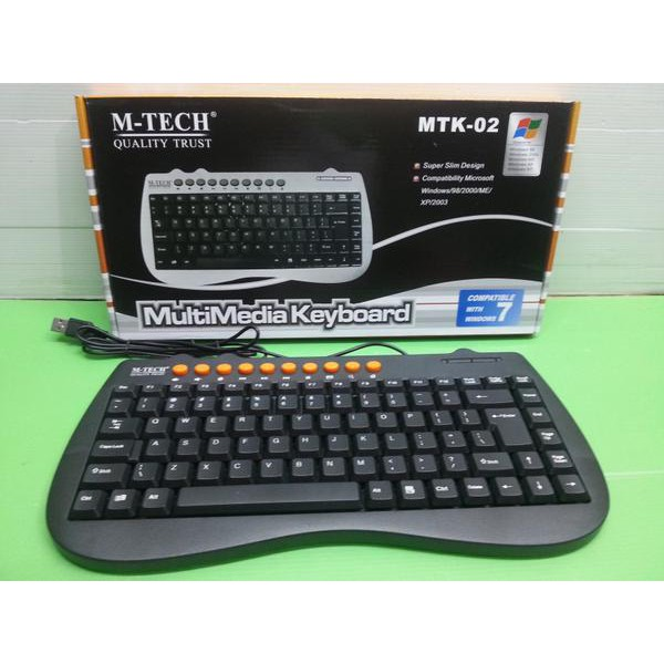 Keyboard Mini M-Tech MTK-02