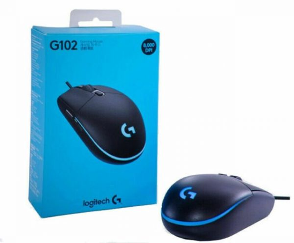 Mouse Gaming Logitech G102 Prodigy