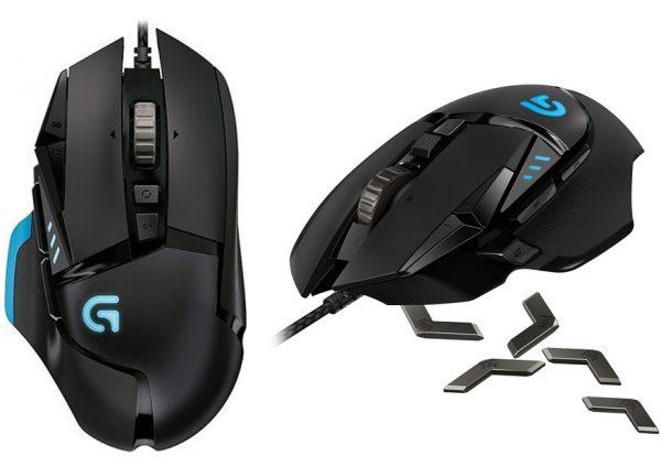 Mouse Gaming Logitech G502 Proteus Spectrum