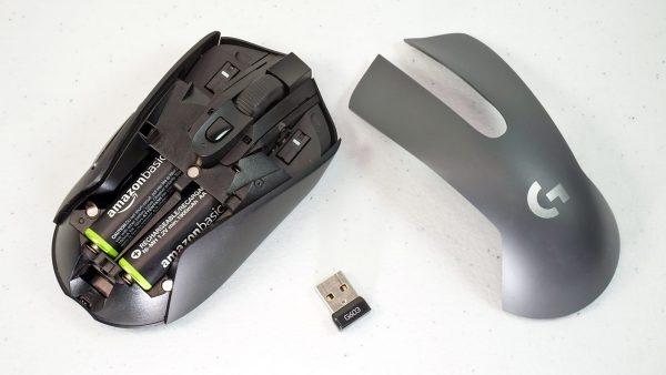 Mouse Gaming Logitech G603 Lightspeed Wireless