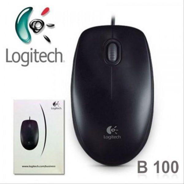 Mouse Logitech B100 USB