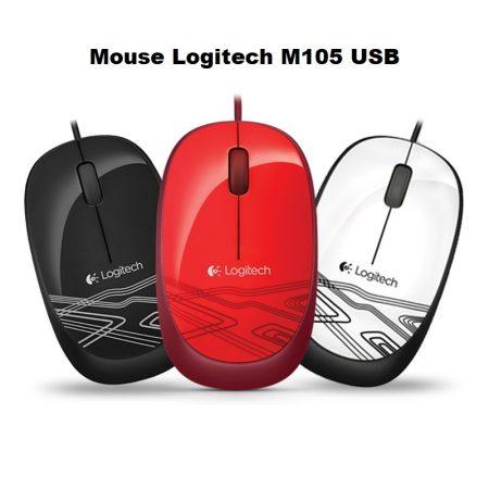 Mouse Logitech M105 USB