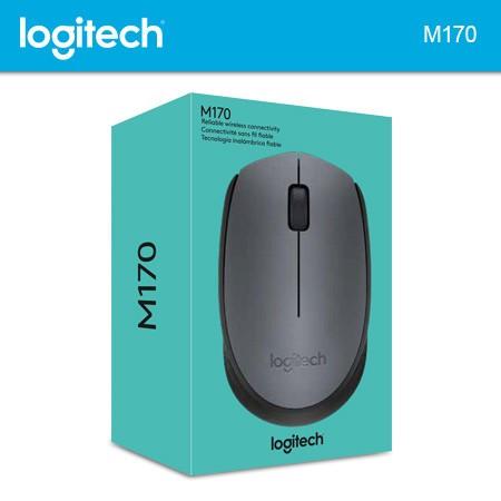 Mouse Logitech M170 Wireless