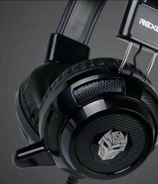 Headset Gaming Rexus F26M