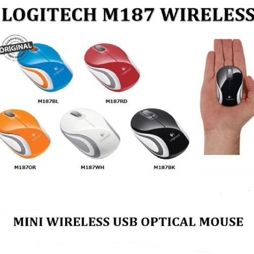 Mouse Logitech M187 Wireless